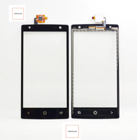 JIANGLUN For Acer Liquid E3 E380 LCD Display Touch Screen Panel Digitizer Full Assembly black for acer liquid z630s z630 touch screen digitizer with lcd display assembly 100