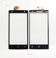JIANGLUN For Acer Liquid E3 E380 LCD Display Touch Screen Panel Digitizer Full Assembly black