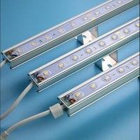 В 24 в наружная светодио дный гидроизоляция светодиодная жесткая лента лампа светодио дный Алюминиевая СВЕТОДИОДНАЯ настенная шайба бар св...