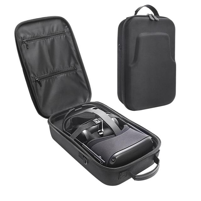 Чехол для хранения EVA для Oculus Quest виртуальной реальности, VR очки и аксессуары, водонепроницаемая защитная сумка, чехол для переноски