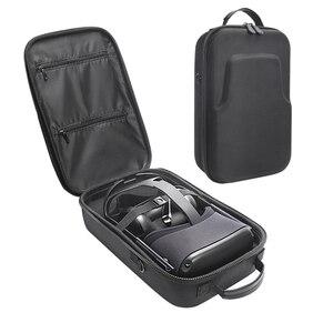 Image 1 - EVA boîtier de rangement pour Oculus Quest réalité virtuelle VR lunettes et accessoires étanche sac de protection housse de transport