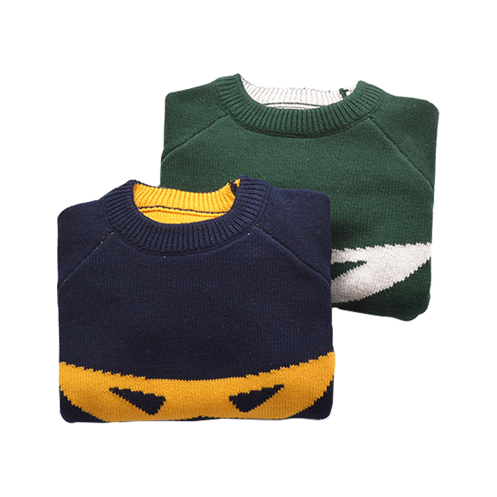 knitted kids pullover sweater (2)
