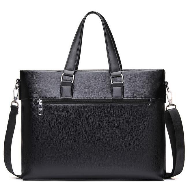 08270417 yesetn bag men fashion business tote bag shoulder briefcase