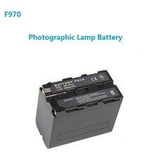 7800mah Np F970 Photographic Lamp Battery For Np-f970 F960 Led Video Light Monitor Ledp260 Yn600l Ii Luxpad23