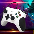 IN STOCK!1.8M Length Super Lightweight USB Wired Computer Game Controller Gamepad Joystick With Microphone For XBox One S
