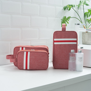 Image 2 - Waterproof Travel Storage Bag Dry Wet Separation Wash Bag Washable Multi Function Organizer Bags for Hiking Travelling Women Men