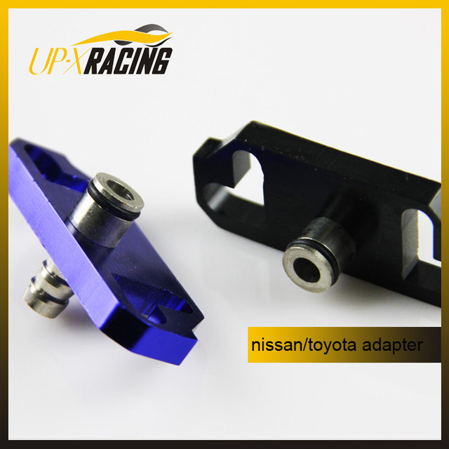 Wholesale New Design auto aluminum sard fuel pressure regulator adaptor bracket for nissan toyota