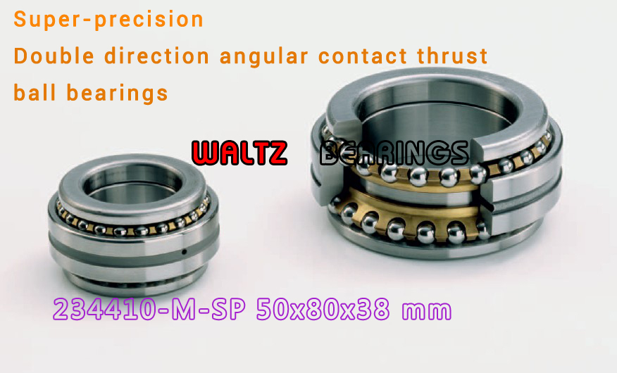 234410 M-SP BTW 50 CM/SP 562010 2268110 Double Direction Angular Contact Thrust Ball Bearings Super-precision ABEC 7 ABEC 9 234408 m sp btw 40 cm sp 562008 2268108 double direction angular contact thrust ball bearings super precision abec 7 abec 9