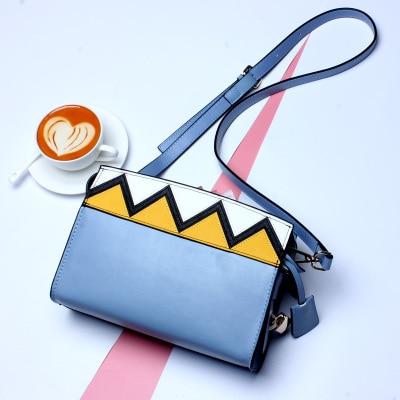 Berühmte Schwarze Handtasche Große Weiblichen Marke Frauen Feminina Bolso Für Bolsa Leder Luxus Blue Umhängetasche Echtes Tasche wF0zqTT