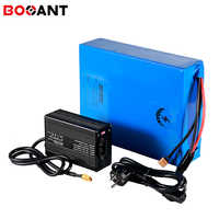 96v 60ah 10KW rechargeable E-bike battery for Samsung INR18650-30Q 26S 20P 96v electric scooter lithium battery with 5A Charger