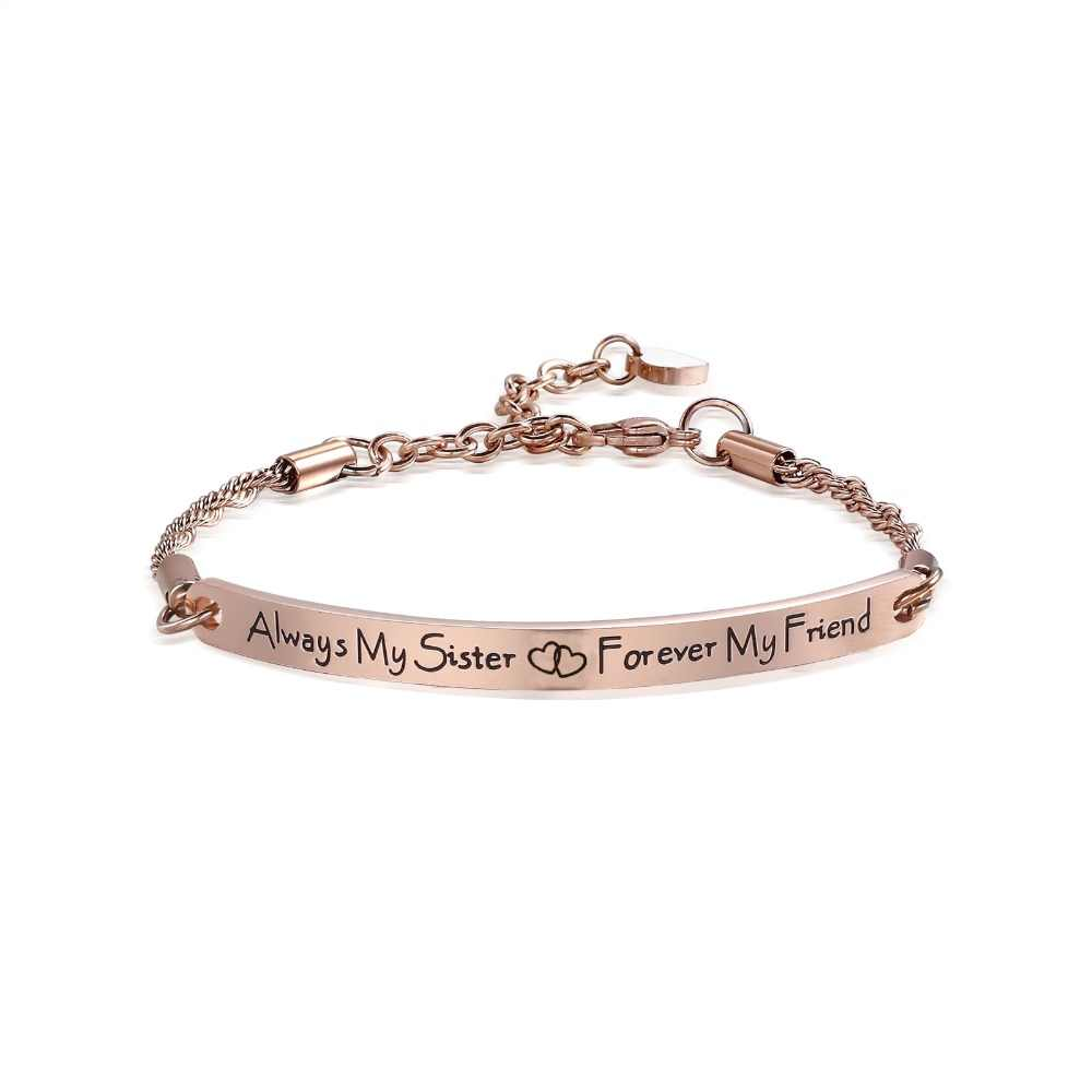 Sisters Jewelry,Sisters Bracelets,Sister Gift,Custom Name Bracelet,Personalized Initial Bracelet,Personalized Sister Gift Three Sister Gift