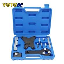 Professional Car Tool Engine Timing Tool For Fiat 1.2L 1.4L 8V Engine automotive engine timing belt crankshaft locking setting tool kit for fiat 1 2 8v