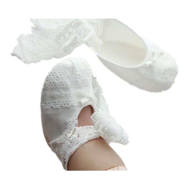 BBWOWLIN Ivory Pink Primeros Caminante Zapatos Del Bebé Recién Nacido de 1 Año la Fiesta de Cumpleaños Vestidos de Primera Comunión Bautismo 90168