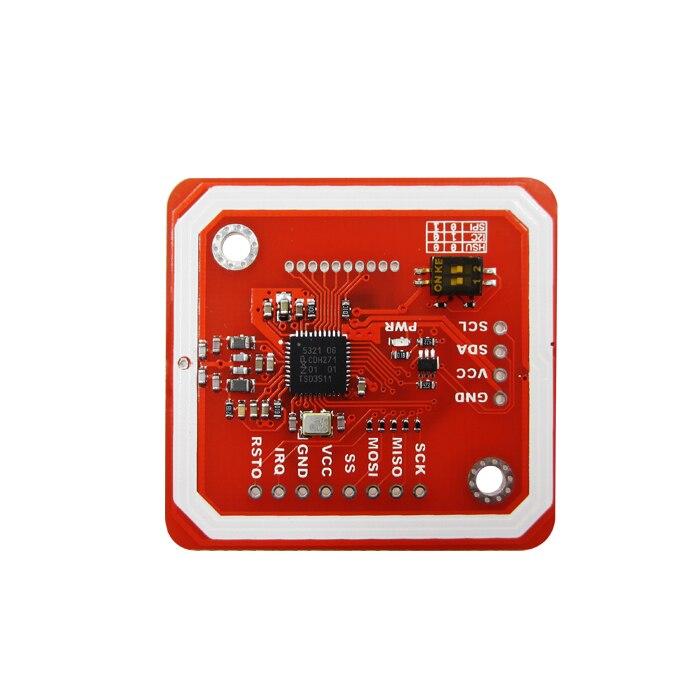 Image 3 - 10 zestawów PN532 NFC moduł RFID V3, NFC z telefon z systemem android rozszerzenie RFID zapewnić schemat i bibliotekę 10 sztuknfc rfid modulenfc rfidnfc pn532 -
