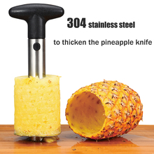 New Stainless Steel Fruit Pineapple Slicer Corer Cutter Peeler Kitchen for Accessories