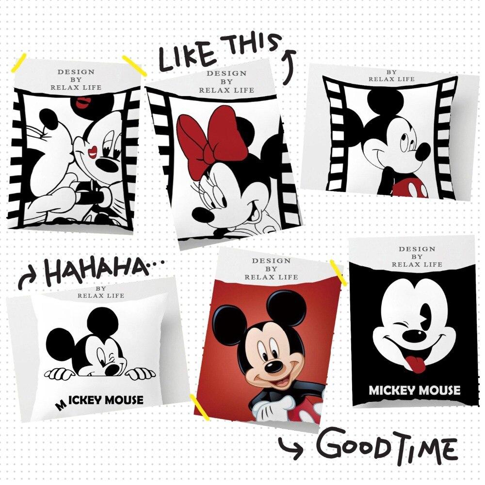 Cojin Mickey Mouese PILLOW Cuscini Minnie Oreiller Mickey MICKEY MOUSE MINNIE MOUSE