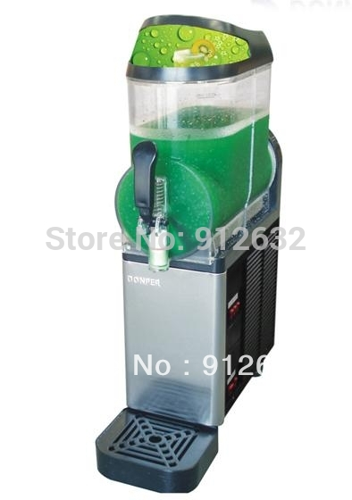 In Stock 12L Single Tank Commercial Slush Machine Slush Maker Machine
