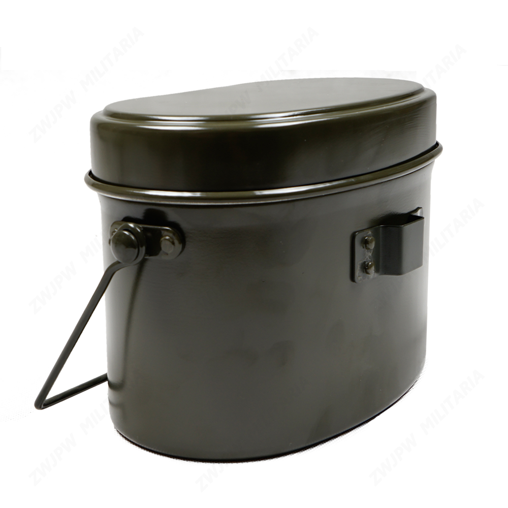 Armée Militaire Aluminium Mess Tins Cuisine Set Tin Camp