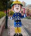 Праздник костюм пожарный сэм костюм талисмана необычные партии dress костюм карнавальный костюм талисмана фурсьют
