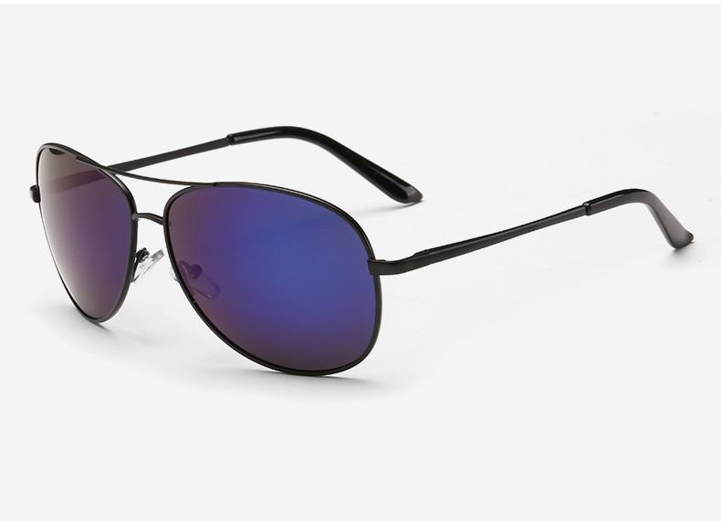 0625a937ac VIDA CLARA Por Encargo de Prescripción Menos Miopes película en Color gafas  de sol polarizadas tipo duro uv400 lente azul-1-1.5 a-6