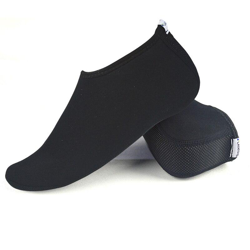 Layatone traje calcetines antideslizante 2,5mm de buceo neopreno calcetines balsa agua deportes de playa al aire libre Surf snorkel aletas de natación calcetines