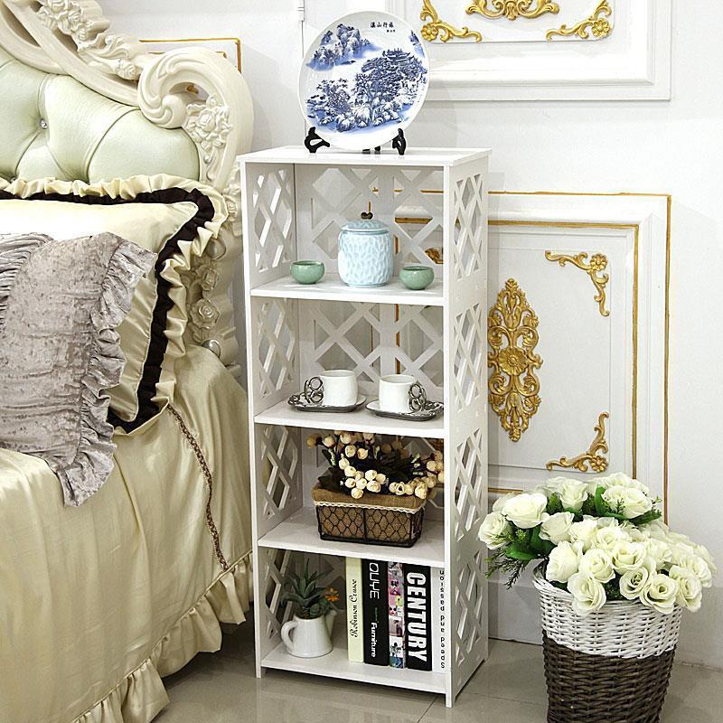 Dekoration Mobilya Cabinet Rack Oficina Display Mobili Per La Casa Bois Kids Home European Decoration Furniture Book Shelf Case