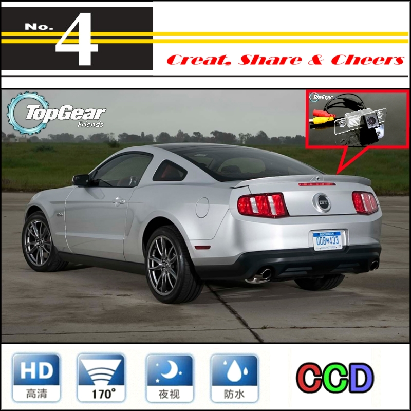 car camera for ford mustang gt cs 2005 2014 high quality. Black Bedroom Furniture Sets. Home Design Ideas