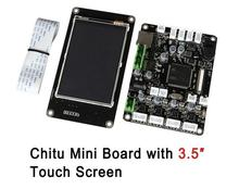 3D Printer Motherboard Chitu Mini Board with 3.5″ Touch Screen Support WiFi APP Control