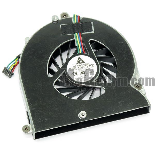 Delta Electronics KSB0705HA-8J02 DC 5 V 0.50A ventilateur refroidisseur d'ordinateur portable à 5 fils