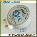 Frete grátis TYJ50-8A7 Prato de Microondas Gire a Tabela Motor Synchronous Motor TYJ50-8A7