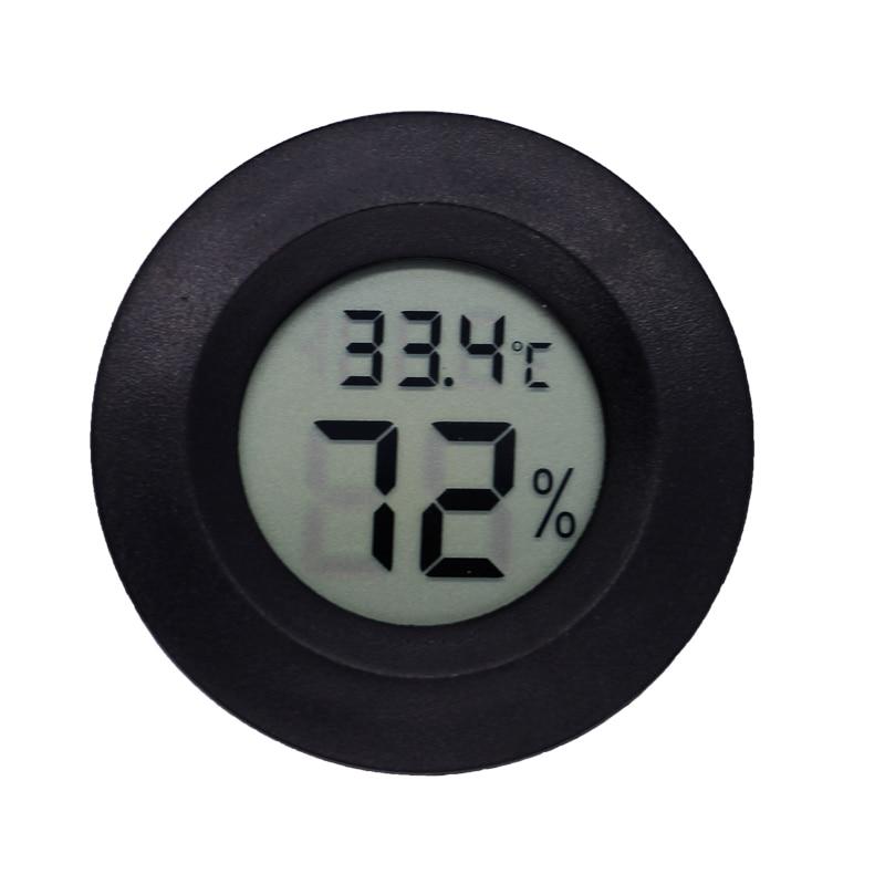 Mini skaitmeninis skystųjų kristalų temperatūros valdiklio - Matavimo prietaisai - Nuotrauka 6