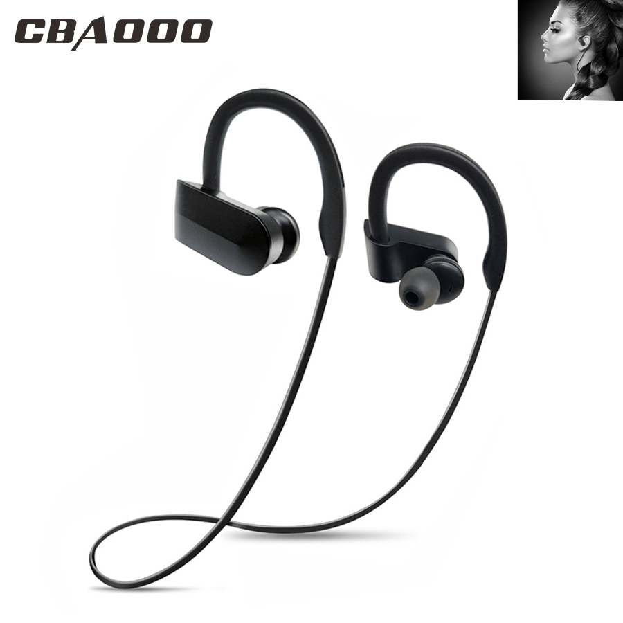 CBAOOO K98 Neckband Bluetooth Earphone Wireless headphone Sport Headset Stereo auriculares fone de ouvido With MIC for phone awei a980bl stereo headset audifonos neckband running sport earphone with mic auriculares fone de ouvido for samsung iphone sony