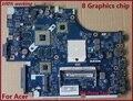 Placa madre del ordenador portátil al por mayor para acer aspire 5551 5552 5551g 5552g mbwm602001 mb. wm602.001 la-5911p 100% trabajo perfecto