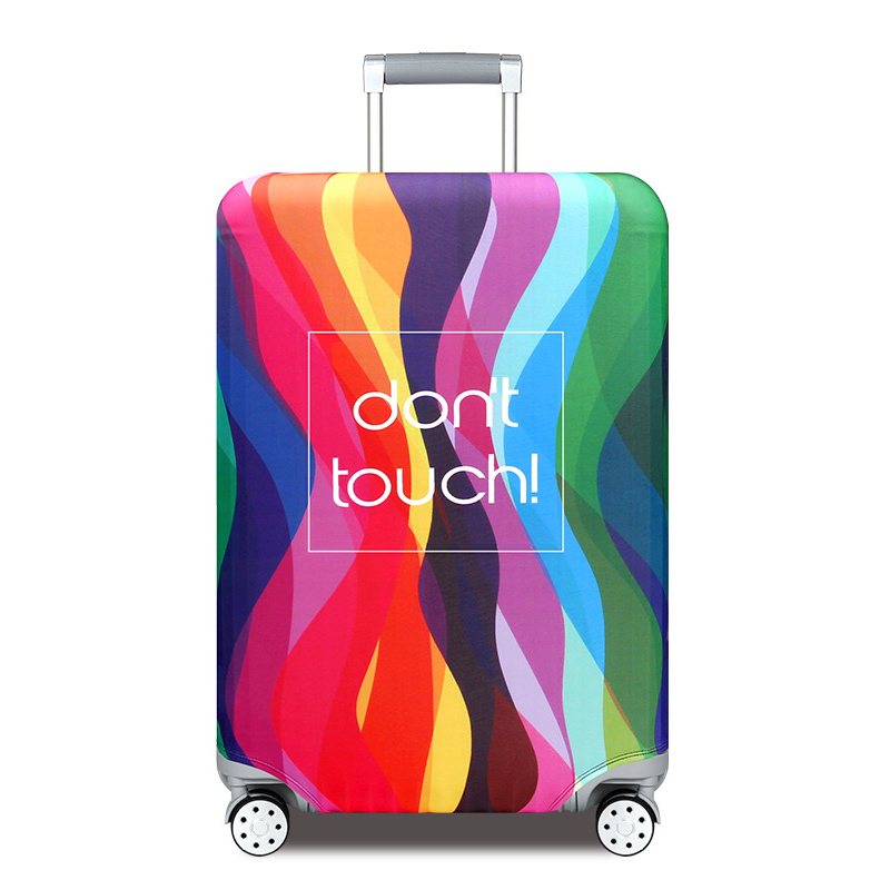 High Quality Thicken Luggage Cover 18-32 Inch Suitcase Covers Trolley Baggage Dust Protective Case Cover Travel Accessories(China)