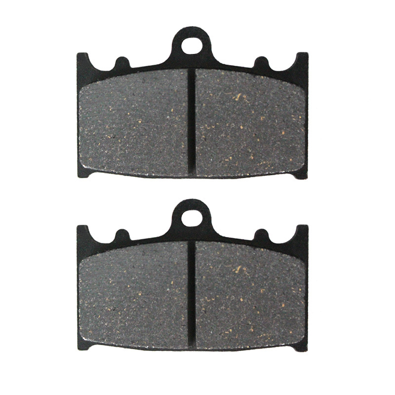 Motorcycle Rear Brake Pads for SUZUKI <font><b>VL1500</b></font> Intruder LC 2002-2004 VL 1500 C 1500 Intruder 2005-2010 image