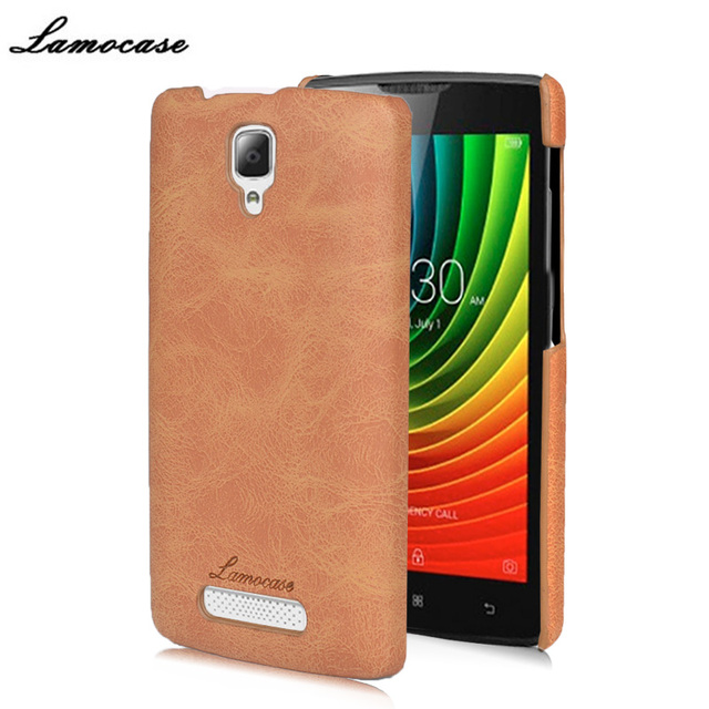 """Luxury Case For Lenovo A2010 Cover For Lenovo A2010-a DS LTE 4.5"""" Protective Back Bags Lamocase Brand"""