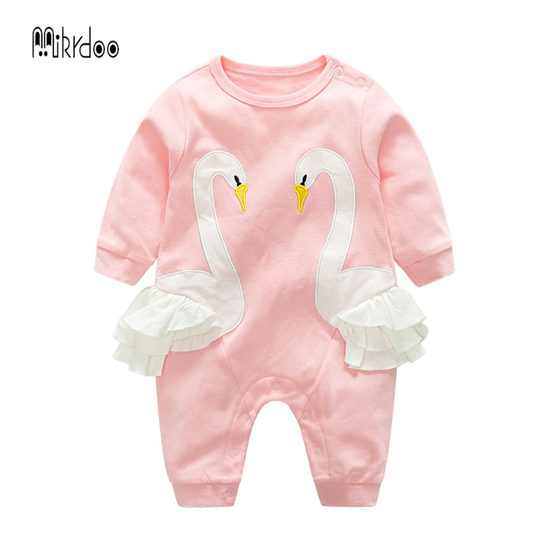 8e9a425b9ad6 Best buy Baby Rompers Spring Autumn Cartoon Baby Clothes Cotton Long Sleeve  Kids Jumpsuits Boys Girls Rompers Outfits Baby Girls Clothes online cheap