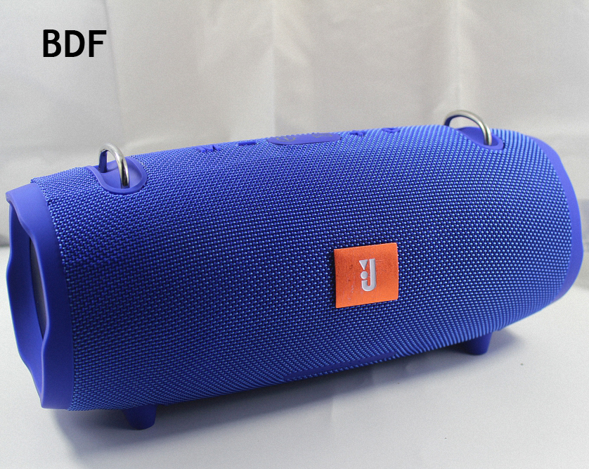 BDF Music Shock Wave Bluetooth Speaker Outdoor Wireless Stereo Portable Speaker Soundbar Speaker Hi-Fi Sound box MUSIC speaker цена