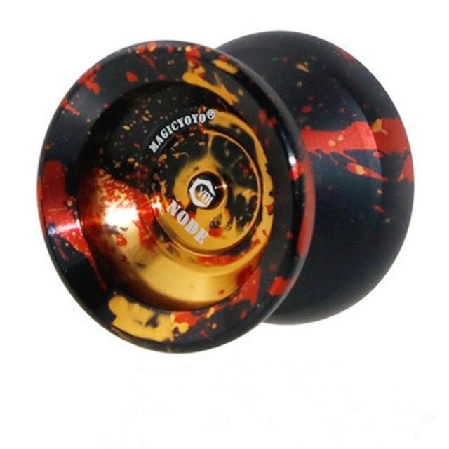 Magic-YoYo-Y01Series-Professional-Metal-yo-yo-Y01-node-Toy-High-Speed-10-ball-Bearings-Special