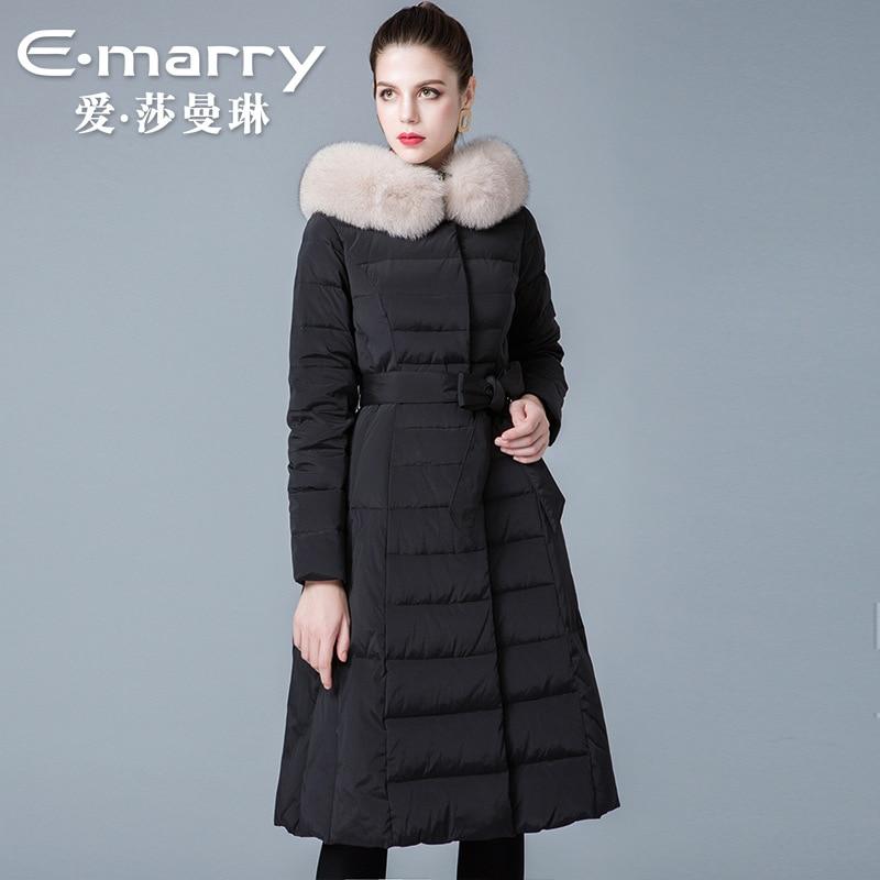 The new winter 2018 brand ladies fox collars wholesale 8841269 90 white duck   down     coats   women   coat