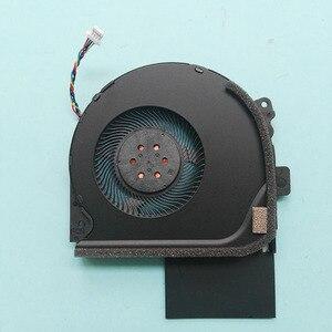 Image 2 - مروحة تبريد جديدة أصلية لوحدة المعالجة المركزية لـ ASUS GL703 gl703GS مروحة تبريد تيار مستمر 12 فولت 0.4A 4PIN