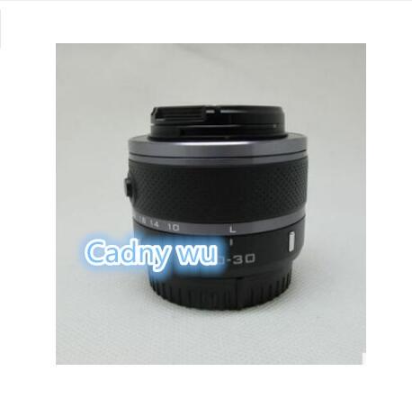 For Nikon 1 FOR NIKKOR 10 30mm 10 30 F/3.5 5.6 VR Zoom Lens Unit Apply to J1 J2 J3 J4 J5 V1 V2 V3 second hand