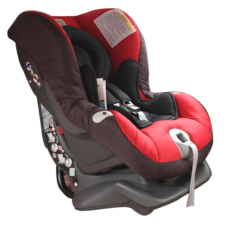British Pathe Britax First Class car seat suitable for children 0 4 ...