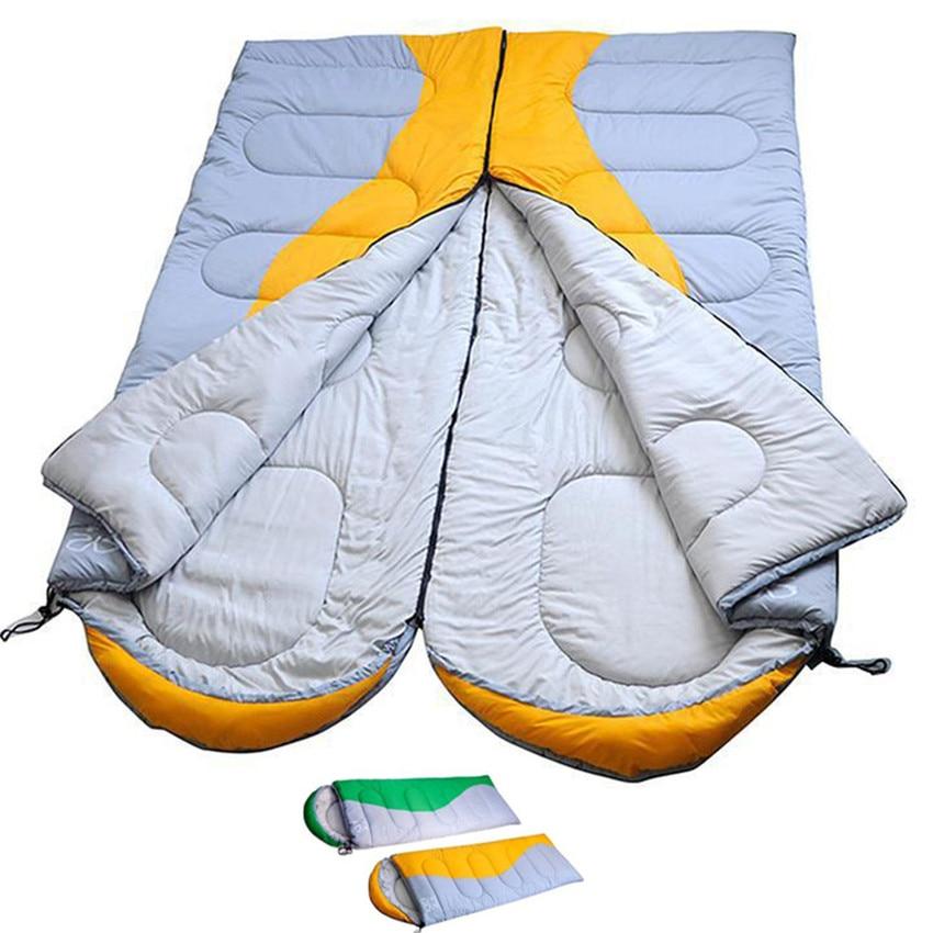 Winter Sleeping Bag Outdoor Mountaineering Camping ...