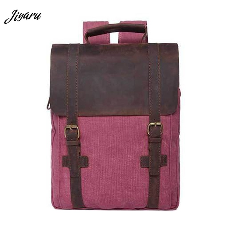 Backpack Schoolbag Women Men Waterproof Travel Backpacks Canvas Casual School Bag for Girls Men Laptop Backpacks for Teenager canvas splicing backpack men retro trendy casual laptop bag women durable casual school bag stylish schoolbag