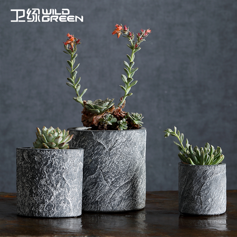 Table Flower Pot