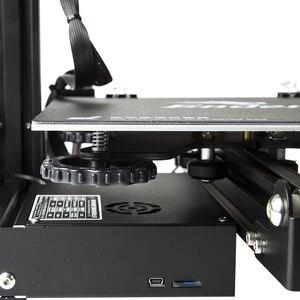 Image 5 - Ender 3 Creality 3D принтер V slot prusa I3 комплект, принтер для восстановления мощности, 3D DIY комплект 110C для горячей кровати