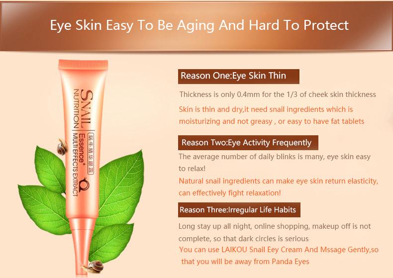 Brand Skin Beauty Care Dark Circles Eye Cream g Fine Lines Remover Anti-Puffiness Anti Wrinkles Moisturizing Whitening 2