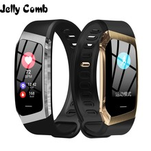 Jelly Comb Health Smart Band Blood Pressure IP67 Waterproof Bracelet Fitness Tracker Sport Wristband for Android IOS