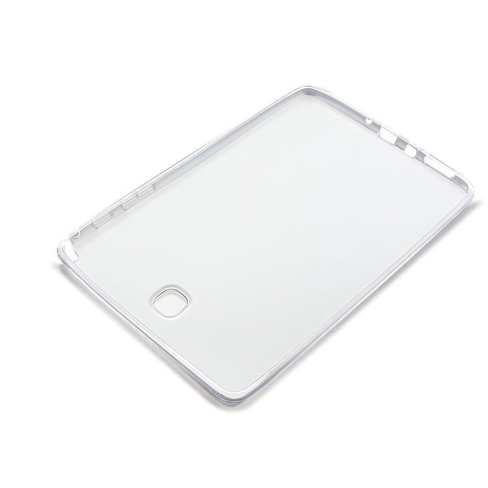 Samsung Galaxy Tab A 8.0 TPU üçün CucKooDo, X Dizayn Slim TPU Gel - Planşet aksesuarları - Fotoqrafiya 4